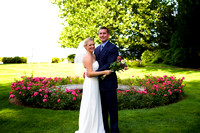 Amanda and Brian at Hale Park Newburyport