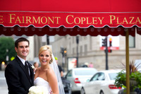Wedding Photos Fairmont Copley Plaza