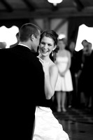 Rachel and Mike at the Tewksbury Country Club