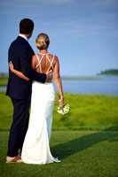 Nancy and Demetrios' wedding at the Wentworth by the Sea Country Club