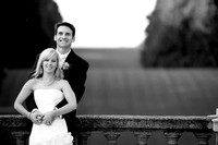 Stacia and Todd at the Crane Estate