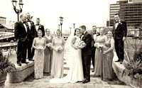 Intercontinental Boston Wedding Photos - Caroline and Spencer